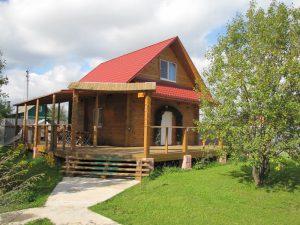Загородный комплекс «Кривцово»