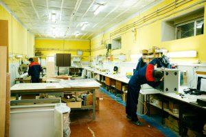 Мебельный салон ООО «Российская сантехника» на Октябрьском проспекте