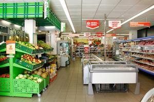 Супермаркет «Дикси» на Терешковой площади