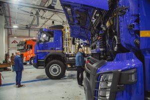 Сервисная компания «Ferronordic machines»