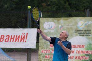 Теннисный центр «Румянцево»