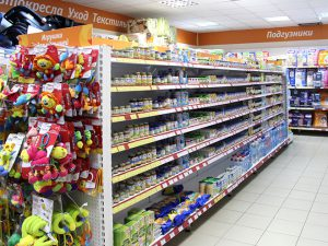 Магазин игрушек «Крошка.ру» на Хрустальной
