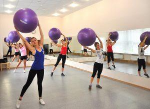 Женский фитнес-клуб «Амазонки»