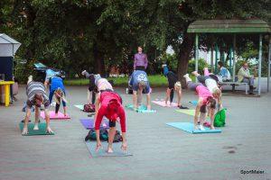 Студия спортивной йоги «Спортмайер» на Мусоргского