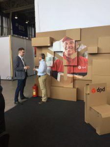 Служба экспресс-доставки «DPD»
