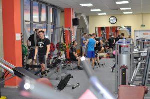 Спортивный клуб ООО «Студия фитнес» на Никитина