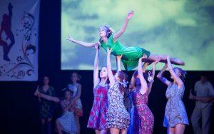 Народный ансамбль современного эстрадного танца «Диамант» на проспекте Калинина