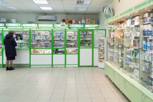 Аптека ЗАО «Фарминторг» на Коминтерна