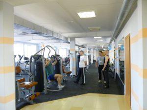 Фитнес-центр «S-FITNESS»