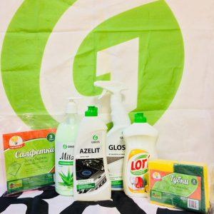 Магазин автохимии, клинингового и моечного оборудования «GRASS 69»