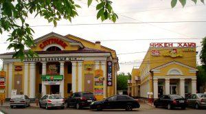Торгово-офисный центр «Тверь»