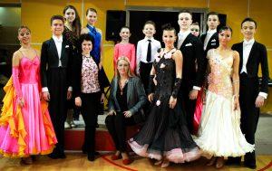 Танцевальный клуб «М-студия»