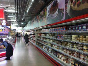 Супермаркет «Магнит» на Луначарского