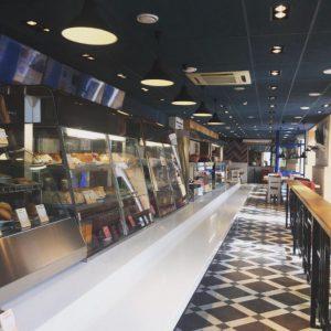 Кафе быстрого питания «Сковородка» на проспекте Калинина