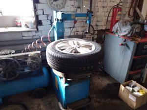 Сервис по кузовному и слесарному ремонту «ТКР Auto»