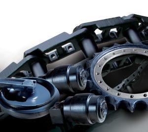 Завод по изготовлению гидравлических экскаваторов «Hitachi»