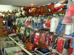 Магазин спортивных товаров «Спорт, Отдых, Туризм» на Можайского