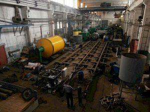 Завод котельного оборудования «Экодрев»