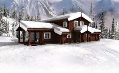 Строительная компания «Зимний Лес»