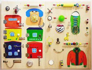 Магазин товаров для детей «ДЕТИ» на бульваре Цанова