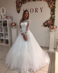 Салон свадебной и вечерней моды «Флёретт»