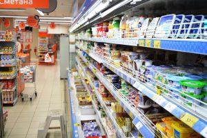 Супермаркет «Дикси» на проспекте Калинина