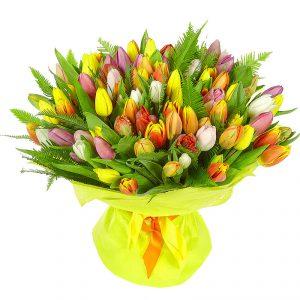 «Mr Flowers»