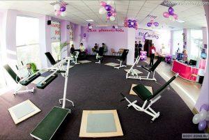 Фитнес-клуб для женщин «FitCurves»