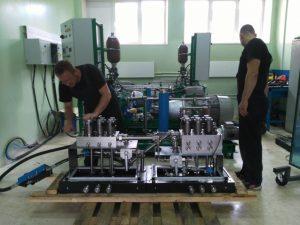 Производственная компания ООО «Гидравлические комплексные системы»