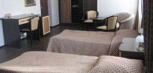 Учебно-гостиничный комплекс «На Озёрной»