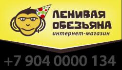 Интернет-магазин «Ленивая обезьяна»