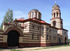 «Николаевский Малицкий мужской монастырь»