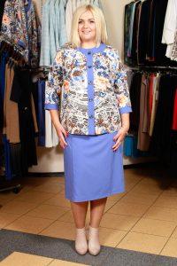 Магазин женской одежды больших размеров «Тверская боярыня»
