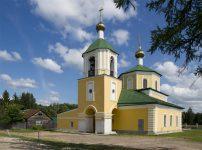 Церковь «Казанской иконы Божьей Матери»