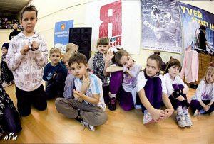 Студия современного танца «Круиз» на Октябрьском проспекте